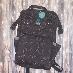 Mickey Mouse Diaper bag backpack